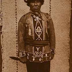 Cowichan Warrior (1912)
