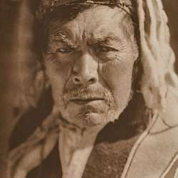A Haida Of Masset (1915)