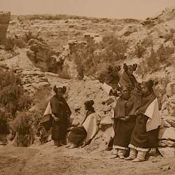 East Mesa Girls (1921)