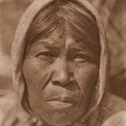 A Cupeno Woman (1924)