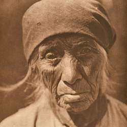 A Serrano Woman of Tejon (1924)