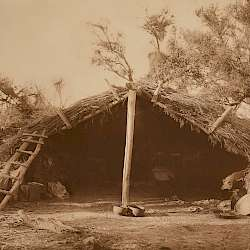 A Home in the Mesquite - Chemehuevi (1924)