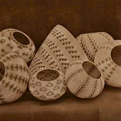 Washo Baskets (1924)