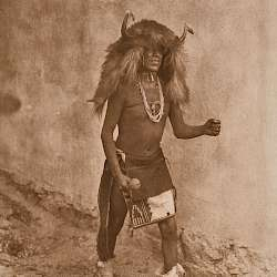 Sia Buffalo Dancer (1925)