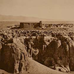 Acoma From The South (1904)