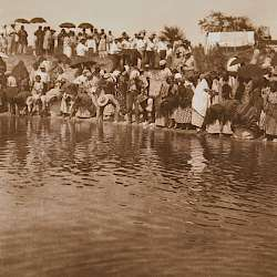 At The Pool, Animal Dance - Cheyenne (1927)