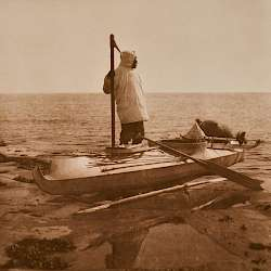 Ready For Sealing - Nunivak (1928)