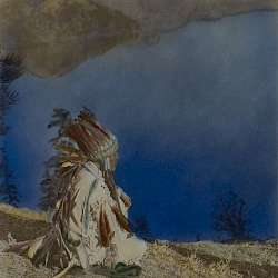 Day dreams, Crater Lake (1923)